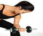 bicep curl personal training