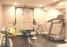 personal trainer home gym