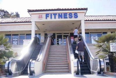 The 24 Hour Fitness Stairmaster workout