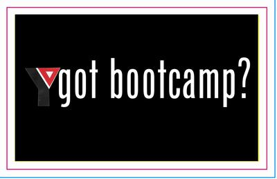 got bootcamp? and YMCA