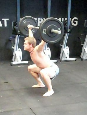 CrossFitter by nature!